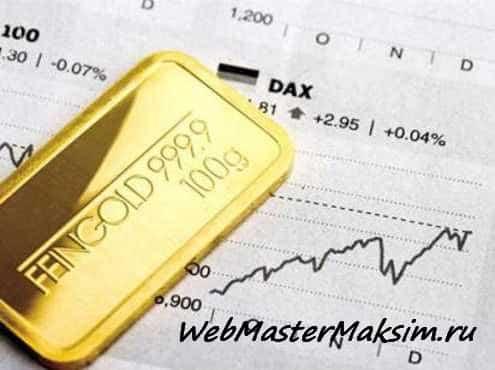 Торговля золотом на форекс (XAU/USD) - стратегия, советник forex gold