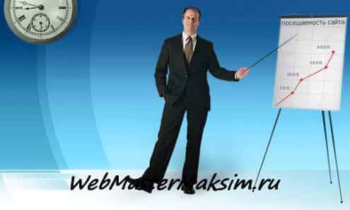 Новая система раскрутки сайтов WebArtex - Это качественное продвижение.