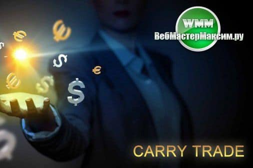 стратегия carry trade особенности 2