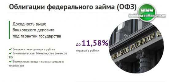 облигации ОФЗ