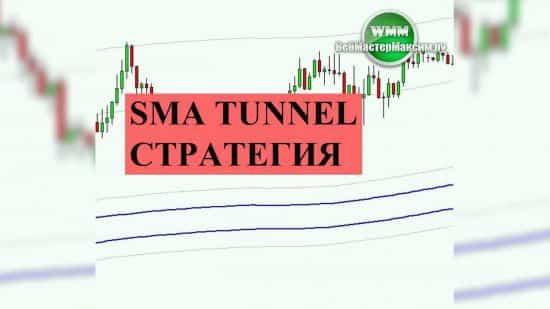 Sma Tunnel Стратегия для торговли на минимуме инструментов