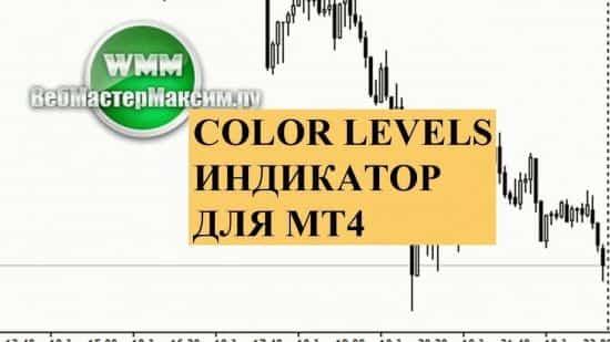 Индикатор Color Levels. Хотите скачать? Без проблем!