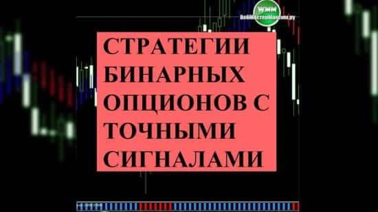 Стратегия бинарных опционов с точными сигналами EDP