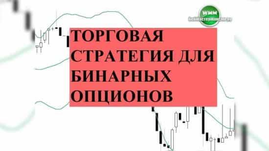 Торговая стратегия для бинарных опционов для начинающих трейдеров