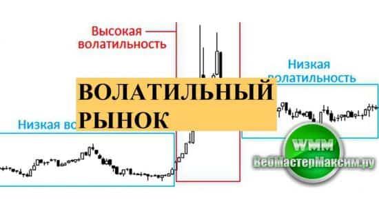 Волатильный рынок — риски или возможности?