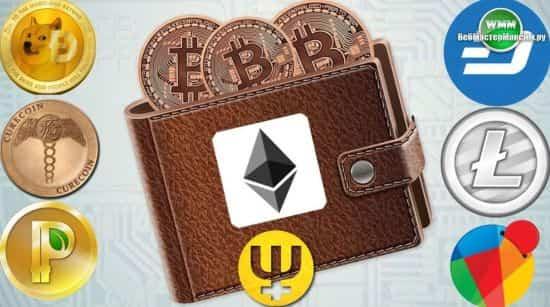 топ 10 кошельков для криптовалюты 1