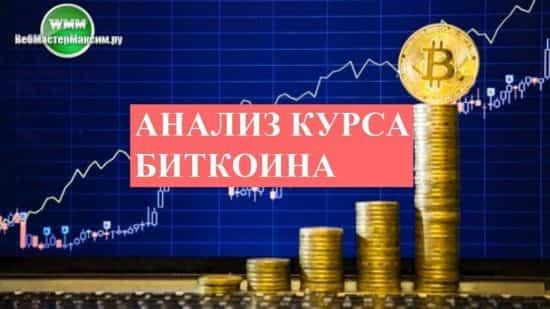 Анализ курса биткоина. Фундаментальный? Почему нет!