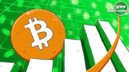 Курс биткоина вырос. Почему он растет сейчас?