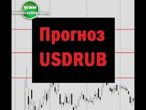 Прогноз по доллару на неделю 08-12.10.18. Чего нам ждать?