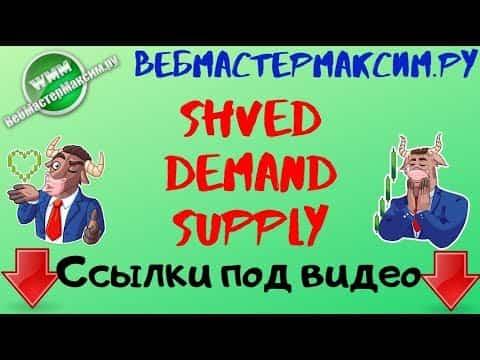 Индикатор Shved supply and demand. Есть зоны — профит в кармане!