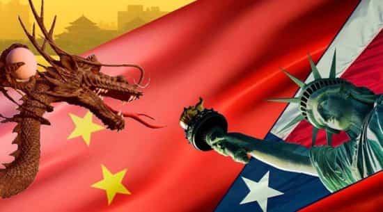 китай торговая война