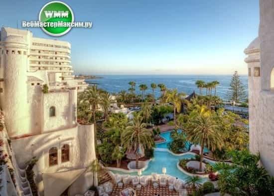 туризм гостиничный бизнес