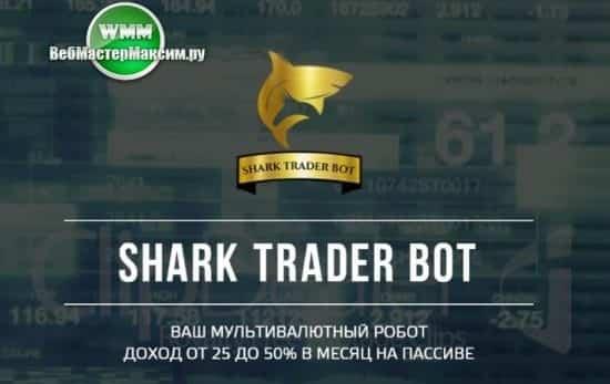 торговый советник Shark Bot