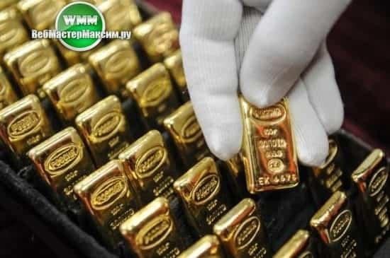 3 как торговать золотом